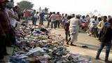 Giẫm đạp kinh hoàng trên cầu ở Ấn Độ, 80 người thương vong