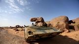 Chùm ảnh tranh chấp lãnh thổ ở Tây Sahara