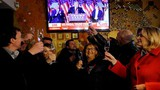 Ảnh: Người dân thế giới ăn mừng chiến thắng của ông Donald Trump