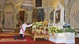 Hình ảnh tân Quốc vương Thái Lan trong ngày đăng cơ