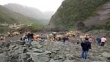 Lở đất kinh hoàng ở Trung Quốc, 100 người bị chôn vùi