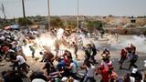 Đụng độ đẫm máu Israel-Palestine qua ảnh mới nhất