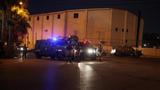 Hiện trường vụ xả súng tại Đại sứ quán Israel ở Jordan
