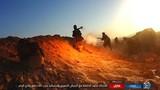 Ảnh: Phiến quân IS phản công dữ dội ở miền nam Syria