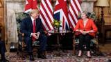 Toàn cảnh chuyến thăm Anh đầu tiên của Tổng thống Trump
