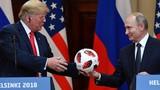 Thượng đỉnh Mỹ-Nga: Bất ngờ món quà chia tay ông Putin tặng cho Tổng thống Trump