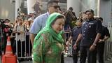 Malaysia bắt giữ vợ cựu thủ tướng phục vụ điều tra tham nhũng