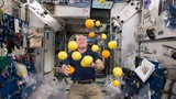 Ngạc nhiên cuộc sống trên Trạm Không gian Quốc tế ISS