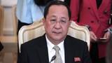 Ngoại trưởng Triều Tiên Ri Yong Ho sẽ thăm Việt Nam vào tuần sau