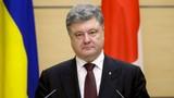 Tổng thống Poroshenko ký sắc lệnh ban bố thiết quân luật, Nga nói gì?