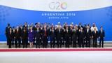 Toàn cảnh Hội nghị thượng đỉnh G20 tại Argentina qua ảnh