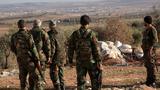 Phiến quân IS phục kích, tàn sát lính Syria tại Homs