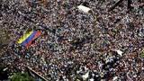 Venezuela: Hàng chục ngàn người biểu tình đòi điện, nước