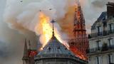 Cháy Nhà thờ Đức Bà Paris: Vì đâu nên nỗi?