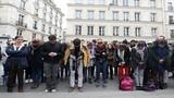 Xúc động chia sẻ của người dân Paris sau vụ cháy nhà thờ