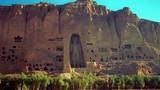 Cận cảnh bức tượng Phật khổng lồ bị Taliban phá hủy ở Afghanistan