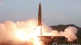 Lộ mục đích Triều Tiên liên tiếp phóng tên lửa