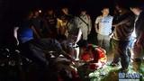 Xe lao xuống vực ở Lào, 13 du khách Trung Quốc thiệt mạng