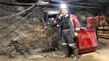 Kinh ngạc cuộc sống thường nhật của thợ mỏ kim cương ở Nga