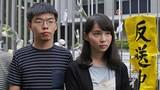 Nhà hoạt động Hong Kong Joshua Wong bị bắt giữ