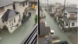 """Ngập lụt nhưng """"không một cọng rác"""", Nhật Bản sạch đến mức nào?"""
