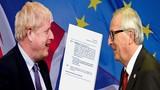 EU thông qua thoả thuận Brexit mới