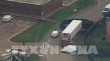 Vụ 39 người chết trong container ở Anh: Thêm một tài xế bị truy tố