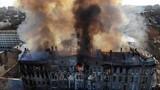Cháy trường đại học ở Ukraine, hàng chục người thương vong