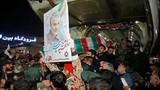 Biển người đón thi thể Tướng Iran Soleimani vừa được đưa về nước