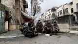 Đột nhập thành phố chiến lược vừa được Quân đội Syria giải phóng