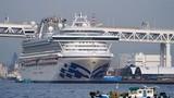 Mỹ sơ tán gần 400 công dân khỏi du thuyền có hàng trăm ca nhiễm Covid-19