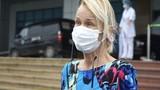 Bệnh nhân nước ngoài mắc COVID-19 được chữa khỏi xúc động cảm ơn Việt Nam