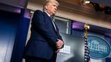 """Tổng thống Trump sẽ đeo khẩu trang nếu... """"nghĩ rằng nó quan trọng"""""""