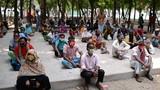 """Cám cảnh dân nghèo Bangladesh """"quay cuồng"""" trong mùa dịch COVID-19"""