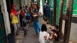 Tận mục cuộc sống ở thủ đô Indonesia những ngày phong tỏa vì COVID-19