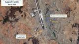 Ảnh vệ tinh mới nhất phát hiện cơ sở ngầm gần sân bay ở Bình Nhưỡng
