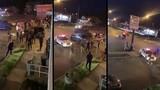 Biểu tình ở Mỹ: Ôtô lao vào cảnh sát, hai người bị thương nặng