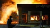 Atlanta chìm trong khói lửa sau vụ cảnh sát bắn chết người da màu