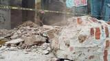 Tan hoang hiện trường động đất mạnh 7,5 độ richter ở Mexico