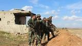 """Quân đội Syria đối mặt """"làn sóng tấn công"""" của khủng bố IS"""