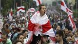 100.000 người biểu tình tại Belarus