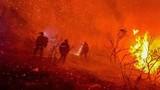 """Toàn cảnh California """"chìm trong biển lửa"""" vì cháy rừng dữ dội"""