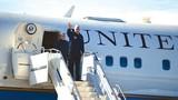 Không lực 2 chở Phó Tổng thống Mỹ hạ cánh khẩn cấp
