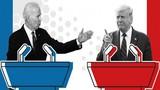 Những điều được chờ đợi trong cuộc tranh luận đầu tiên giữa ông Trump-Biden