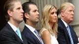 Tổng thống Trump tìm cách ân xá đặc biệt cho 3 người con?