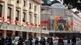Thủ đô trang hoàng rực rỡ mừng ngày hội lớn của toàn Đảng, toàn dân