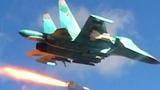 Quân đội Nga - Syria hợp lực hủy diệt khủng bố IS