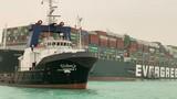 Giải cứu tàu chở hàng khổng lồ mắc kẹt ở kênh đào Suez