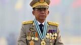 Thống tướng Myanmar Min Aung Hlaing đến Jakarta dự hội nghị cấp cao ASEAN