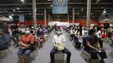 Thái Lan ghi nhận số ca Covid-19 kỷ lục từ nhà tù